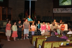 Young adults that have felt the call to missions