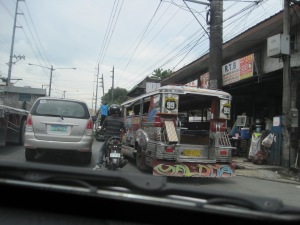 Jeepney (Public Transportation) here in the Philippines