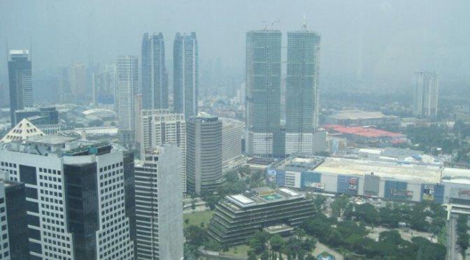 Saturday Morning on Top of Manila!
