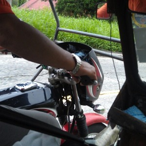 1st Tricycle Ride