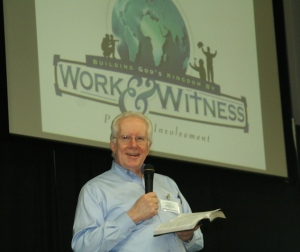 General Superintendent Emeritus Dr. Jesse Middendorf