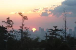 Sunset over Manila October 25, 2015 024