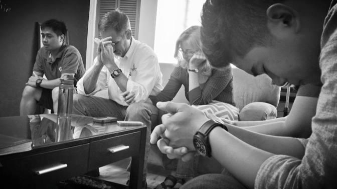 """""""When we work we work, but when we pray…God works!"""" – Lucado"""