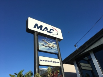 MAF Regional HQ in Cairns, Australia