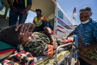 We fly more than 500 medical evacuations each year.